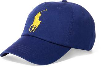 Ralph Lauren Big Pony Cotton Cap