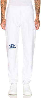 Vetements x Umbro Sweatpants