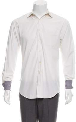 Paul Smith French Cuff Button-Up Shirt