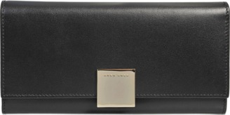 Hugo Boss Munich Continental flap wallet $385 thestylecure.com