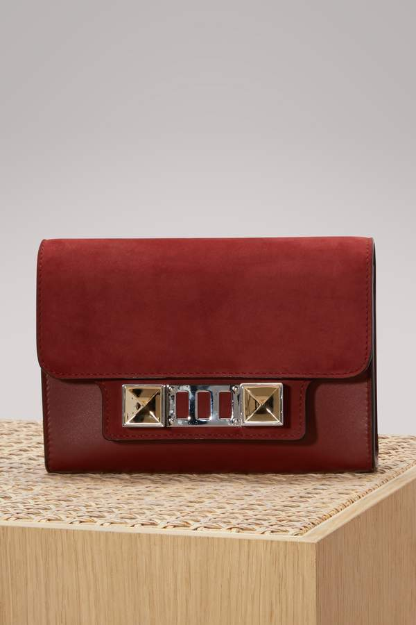 Proenza Schouler PS11 smooth leather wallet