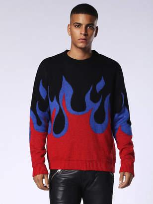 Diesel Sweaters 0HAQT - Black - L