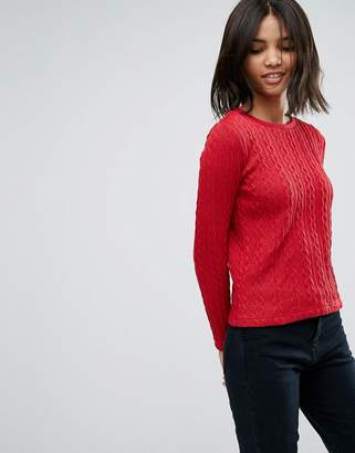 Esprit Cable Knit Sweater