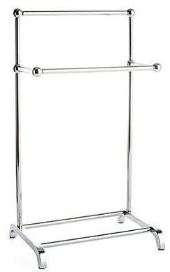 Wildon Home Mini Two Tier Free Standing Towel Stand