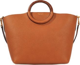 Michael Kors Collection Skorpios Market bag $925 thestylecure.com