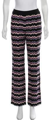Missoni Patterned Knit Pants