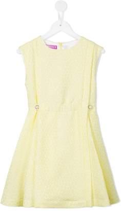 Valmax Kids floral pattern dress