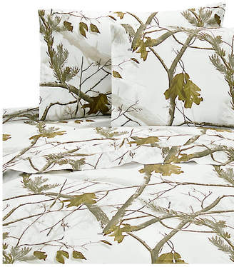 Karin Maki Realtree Ap Snow Xl Twin Sheet Set Bedding