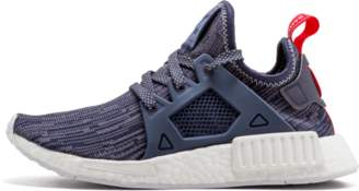 5fdef2e244120 Adidas NMD XR1 PK Womens Core Navy Core Red