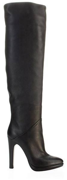GIUSEPPE ZANOTTI DESIGN - High-heel over-the-knee boot