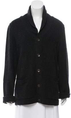 Rag & Bone Shawl Collar Knit Cardigan