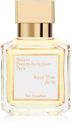 Francis Kurkdjian Aqua Vitae forte Eau de Parfum, 2.4 oz./ 70 mL