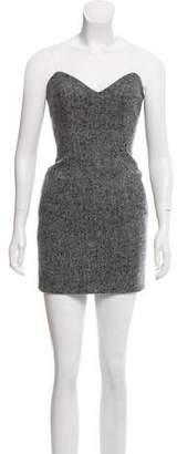 Michael Kors Tweed Cocktail Dress