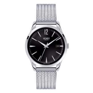 Henry London - Ladies 39mm Edgware Stainless Steel Bracelet Watch