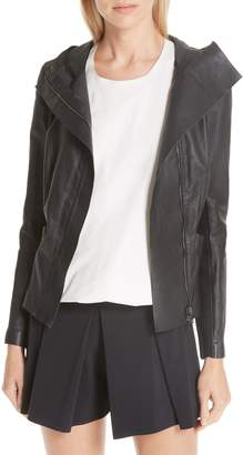 MISSION STATEMENT Passion Leather Jacket