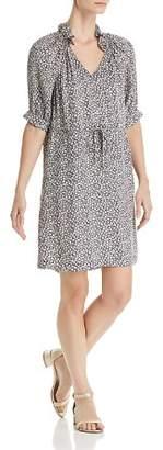 Rebecca Taylor Lauren Floral Silk Dress