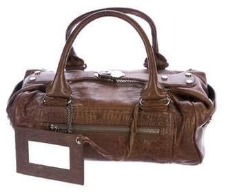 Balenciaga Leather Bacon Bag