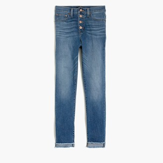 """J.Crew 10"""" highest-rise jean with button fly"""