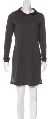 The North Face Hooded Mini Dress
