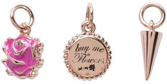 Juicy Couture Couture Yourself Rose Charm Set