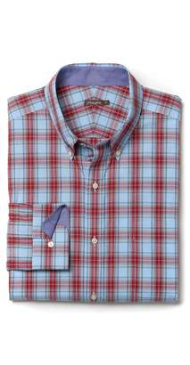 J.Mclaughlin Carnegie Regular Fit Shirt in Plaid