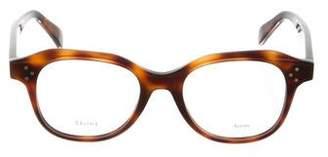 Celine Edel Tortoiseshell Eyeglasses w/ Tags