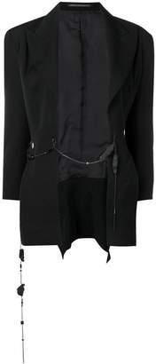 Yohji Yamamoto tailored jacket