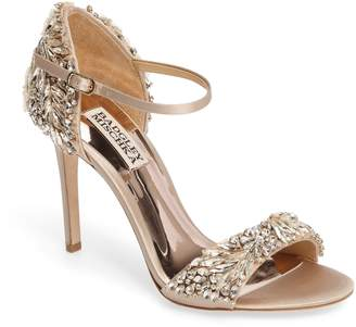 Badgley Mischka Collection Tampa Ankle Strap Sandal