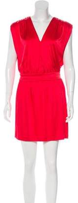 Halston Cocktail Mini Dress
