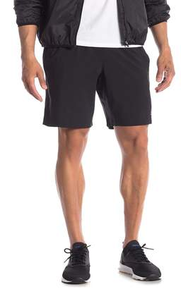 Reebok Solid Drawstring Athletic Shorts