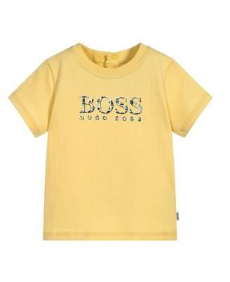 HUGO BOSS Kids Logo Short Sleeved T-shirt