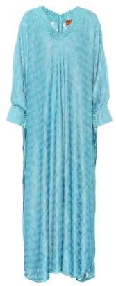 Missoni Lamé maxi dress