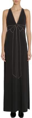 Moschino Long Cady Dress