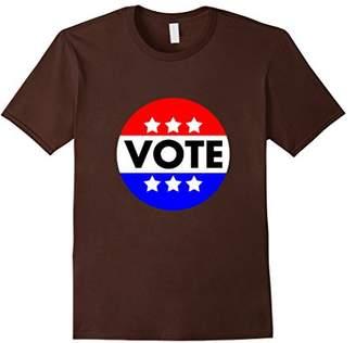 Vote Vintage Retro Political T-Shirt