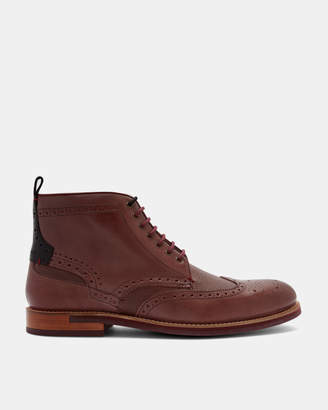 Ted Baker HJENNO Brogue ankle boots