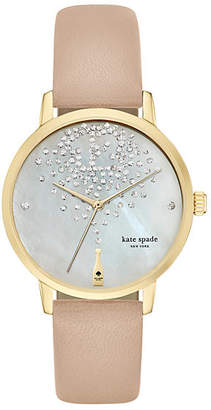 Champagne at midnight metro watch $225 thestylecure.com
