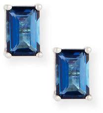 Suzanne Kalan KALAN by 14k Emerald-Cut Petite Stud Earrings