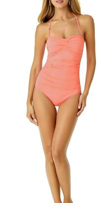 Anne Cole Bandeau One Piece