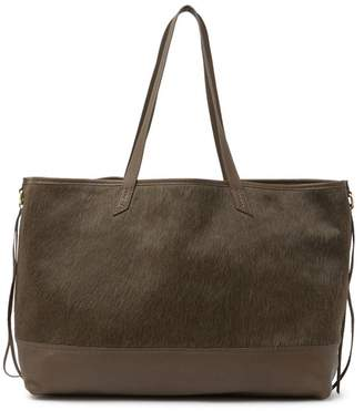 Hobo Journey Leather Tote