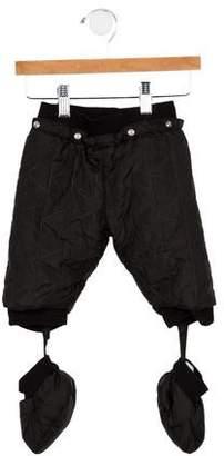 Karl Lagerfeld Paris by Girls' Patterned Snow Pants