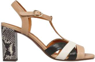 Chie Mihara (チエ ミハラ) - Chie Mihara Classic Buckled Sandals