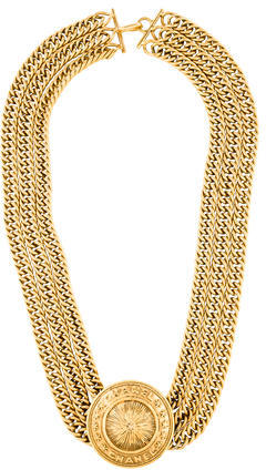 ChanelChanel Multichain Collar Necklace