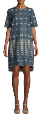 ADAM by Adam Lippes Vintage Chambray T-Shirt Dress