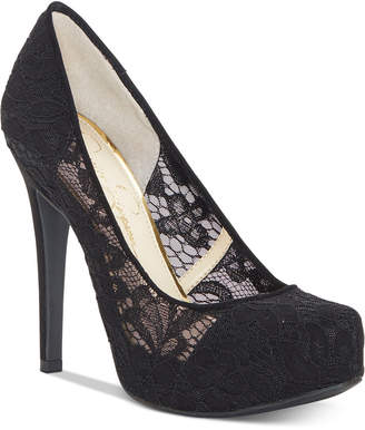 f95f675d9fc ... Jessica Simpson Jessica Simspon Parisah Platform Pumps Women s Shoes
