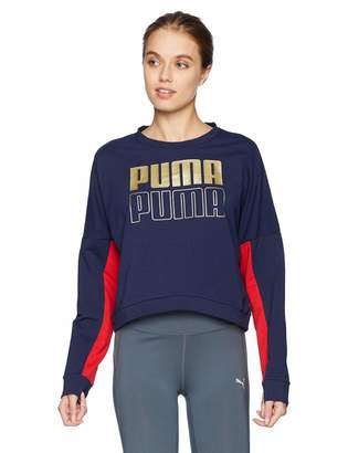 Puma Women's Modern Sport Crew Sweat Pants