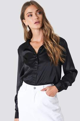 Rut & Circle Rut&Circle Rebecka satin shirt
