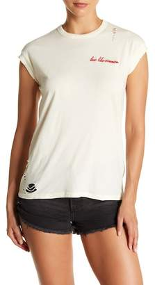 Billabong In The Sun Cap Sleeve Knit Tee