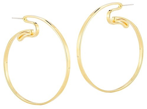 Elizabeth And James Elizabeth and James Neri Hoop Earrings