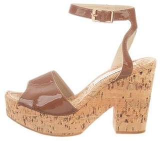 Stella McCartney Vegan Platform Sandals