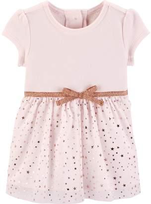Osh Kosh Oshkosh Bgosh Baby Girl Star Tulle Dress